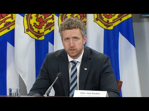 N.S. tightens COVID-19 restrictions as cases hit a new high on Friday