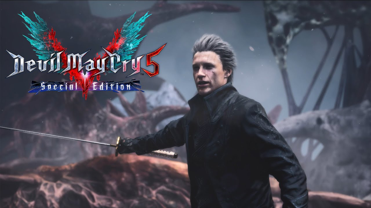 Devil May Cry 5 Special Edition - Announcement Trailer - YouTube