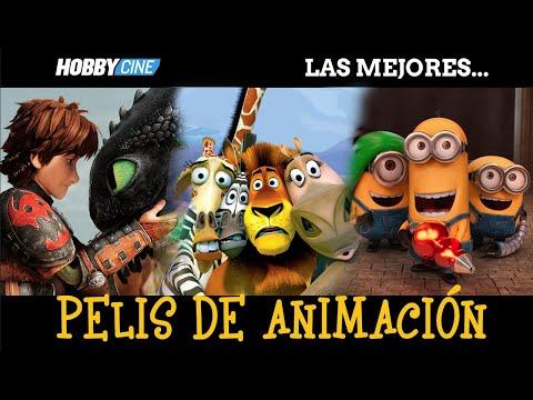 Las mejores películas de dibujos animados