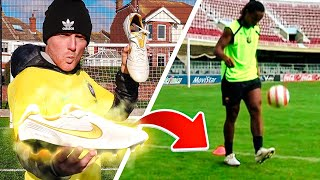 I Bought The RAREST Football Boots in The WORLD!!