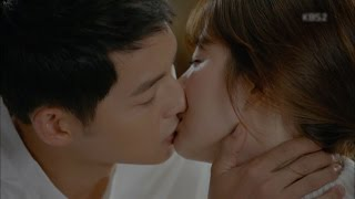 Download Video Descendants of the Sun (Ep. 16) - The Beach Kiss MP3 3GP MP4