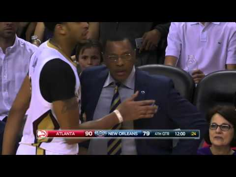 Atlanta Hawks vs New Orleans Pelicans | November 6, 2015 | NBA 2015-16 Season
