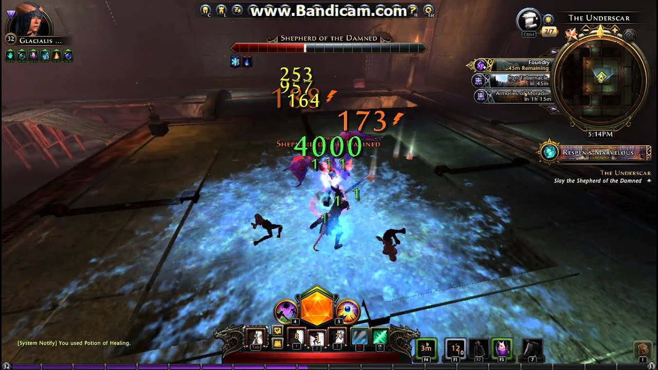 Neverwinter control wizard build master of flame