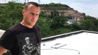 видео Особенности монтажа мембранной кровли ПВХ