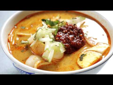 10 Delicious Foods in Malacca
