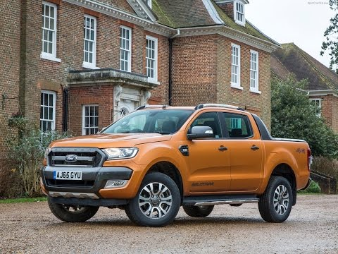 New Ford Ranger Pickup Offers Customers Improved Fuel Efficiency-Ford Ranger (2016)
