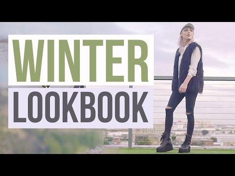 WINTER LOOKBOOK 2016 | Brittany Balyn