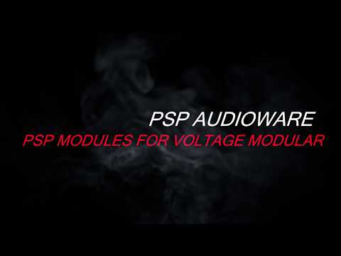 Introducing PSP modules for Voltage Modular