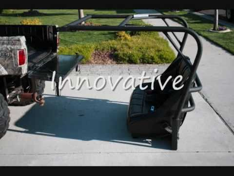 Rear Seat Roll Cage Kit  Can-am Commander Rzr Rhino Ranger Teryx