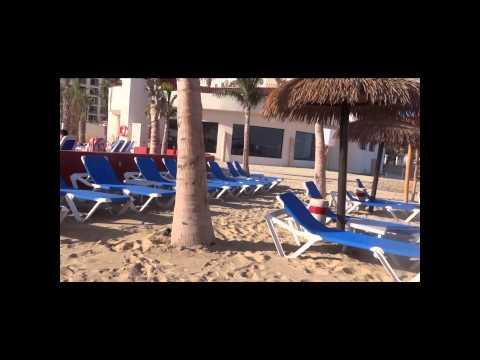 Mexico Mayo 2015 San Jose del cabo llegando al Hotel Royal Decameron Andrea y Marcelo Baumann videos