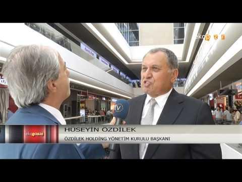 Ekopazar 21 Eylül 2014 Özdilek Mağaza Açılışı Levent İstanbul