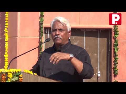 Pushpendra Speech in Agra