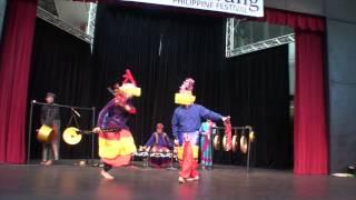 Sagayan na Dilabpet - Warrior Dance of Mindanao -Palabuniyan Kulintang Ensemble
