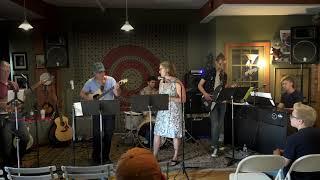 Cheryl Bob Nic Alex Zach Performing Love Me Like A Man Main Street Music and Art Studio