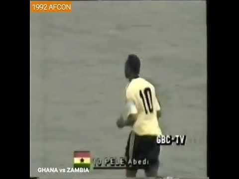 Abedi Ayew Pele - ALL AFCON GOALS