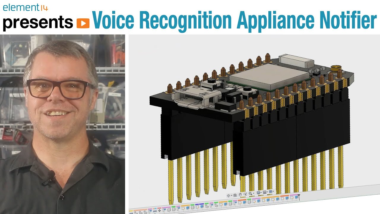 Particle Photon Voice Recognition for Home Appliances