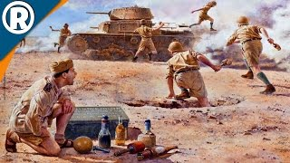 ITALIAN FORCES IN EGYPT   Forgotten Fronts   Men of War: Assault Squad 2 [MOD] Gameplay