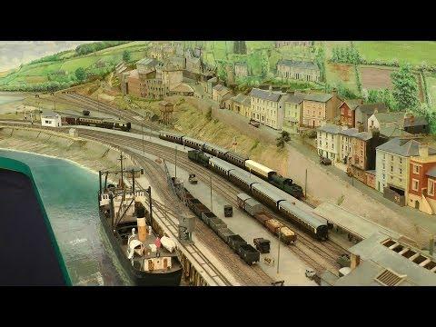 GCR - Model Railway Exhibition - June 21st 2014