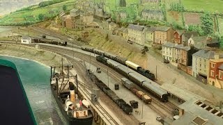 GCR,Model Railway Exhibition,June 21st,2014