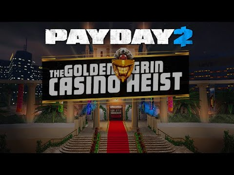 Payday 2 Golden Grin Casino Code Locations