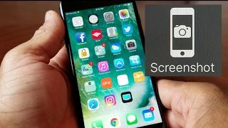 iPhone 7: How T๐ Do a Screenshot, 2 Methods!