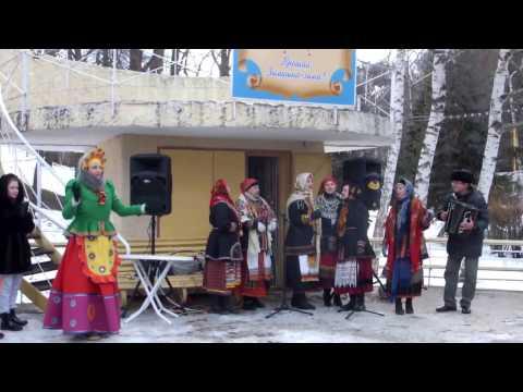 26.02.17 Воронеж Масленица в санатории им. Горького-2