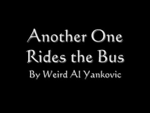 Another One Rides The Bus Lyrics