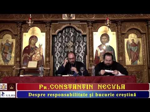 Pr. Constantin Necula - Întrebări și răspunsuri