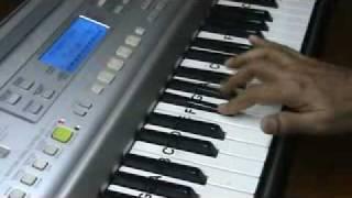 ek pardesi mera dil.. by mmv keyboard video notes