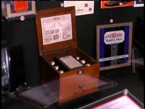 In the Museum: Early Radio