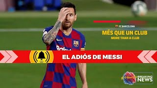 Lionel messi's announcement that he wants to leave barcelona has sent shockwaves around the world, with story dominating headlines since his decision...