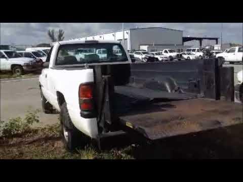 GovDeals: 21906/ 1999 Dodge Ram 2500 Reg. Cab Long Bed 2WD