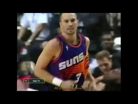 Rex Chapman 28 Points @ Portland, 1997-98.
