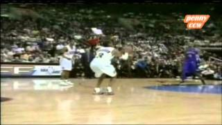 NBA Greatest Duels: Allen Iverson vs. Vince Carter (2001) *51 vs 39