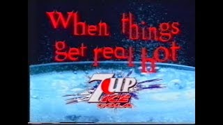 7up ice cola ad 1995