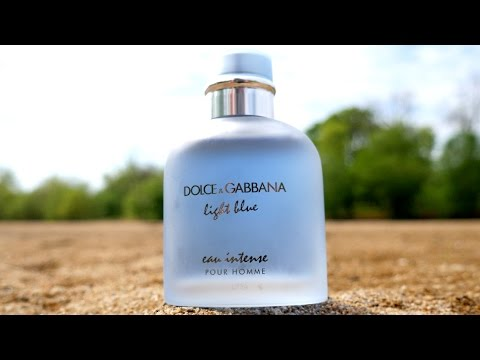 Dolce & Gabbana Light Blue Eau Intense REVIEW  |  Tripleinc.