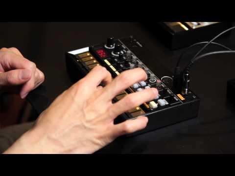Introducing KORG volca beats