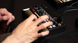 Introducing KORG volca beats