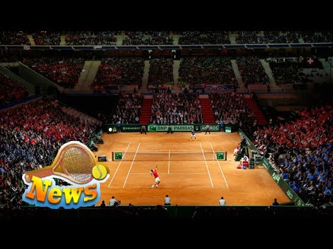 Davis cup final: lille's stade pierre mauroy to host france v belgium