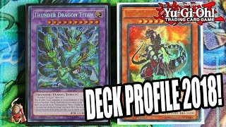 Yu-Gi-Oh! BEST! DINOSAUR THUNDER DRAGON DECK PROFILE! + COMBO! POST SOUL FUSION (OCTOBER 2018) Mp3