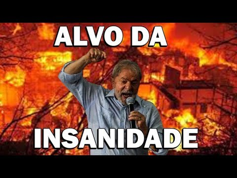 Para destruir Lula e o PT, incendiaram o país