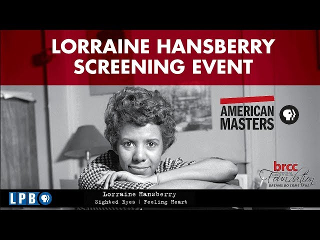 Lorraine Hansberry: Sighted Eyes / Feeling Heart | American Masters | Panel Discussion