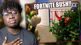 JEFFY GETS A FORTNITE VICTORY! | SML Movie: Jeffy Plays Fortnite Reaction!
