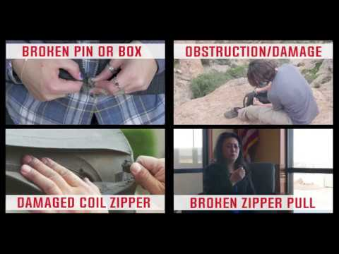 GoZipper - Worlds First Emergency Infield Zipper Replacement System - Official 01
