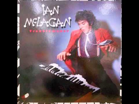 "Ian ""Mac"" McLagan Little Troublemaker (FULL ALBUM)"