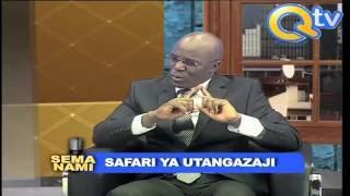 SEMA NAMI: Fahamu mengi kumhusu mwanahabari Badi Muhsin