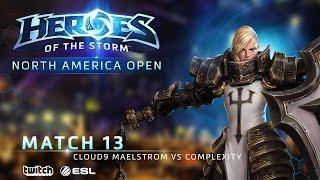 Cloud9 Maelstrom vs compLexity – North America June Open – Match 13