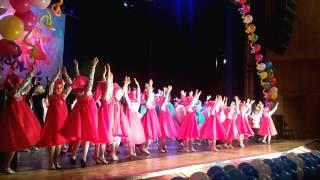 Отчетный концерт Веселухи