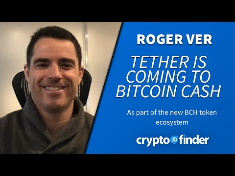 EXCLUSIVE: Bitcoin Cash Adds Tether (USDT) To The BCH Blockchain