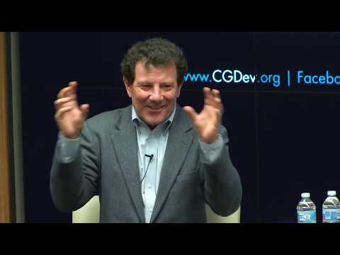 A Conversation with Nicholas Kristof